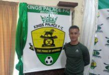 Kenechi Joins Kings Palace