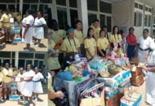 Korle Bu Donation