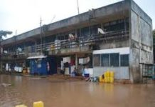 Mamprobi Floods