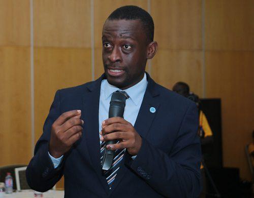 Mr Kwabena Okyere Darko Mensah