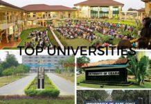 Universities In Ghana