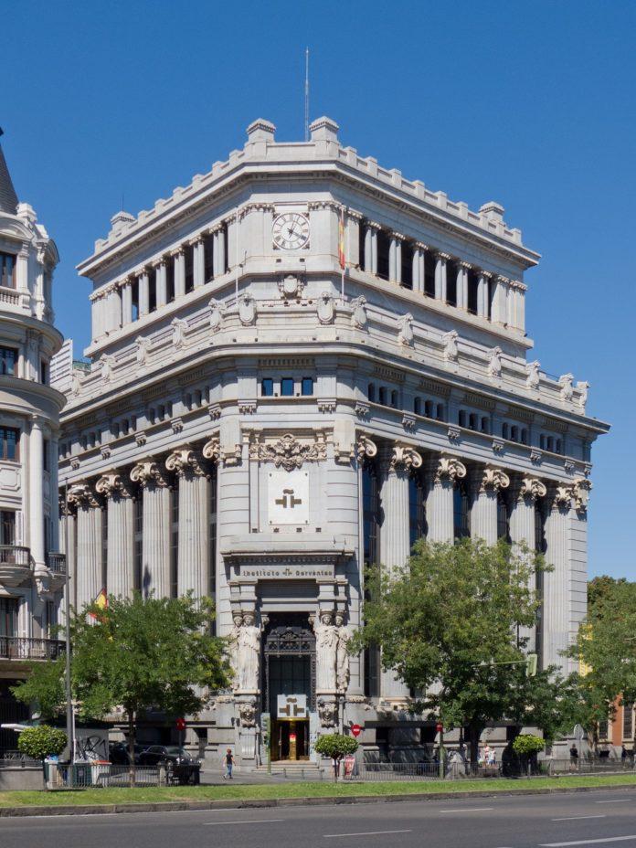 Edificio De Las Cariátides Instituto Cervantes