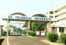 Ho Technical University