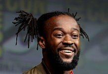 Kofi Kingston Visits Ghana On May