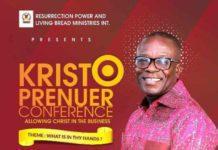 "Kristopreneur"" Conference"