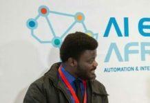 Mr Darlington Ahiale Akogo
