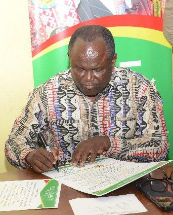 Mr Emmanuel Amarquaye