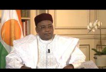 H.E. Mahamadou Issoufou, the former President of Niger