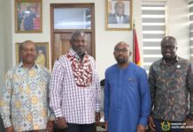 Sports Minister Commends Imf