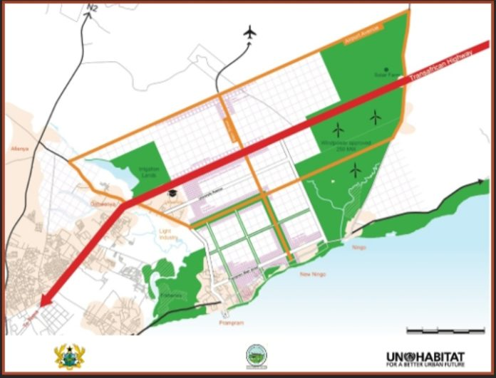 Ningo-Prampram Planned City Extension Project