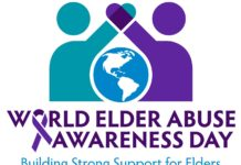 World Elders Abuse Awareness Day