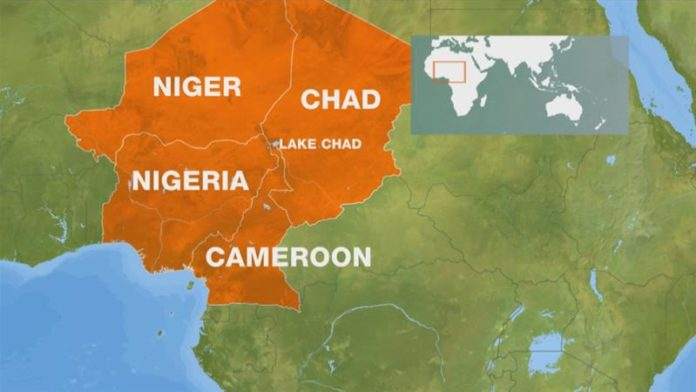 Cameroon and Chad