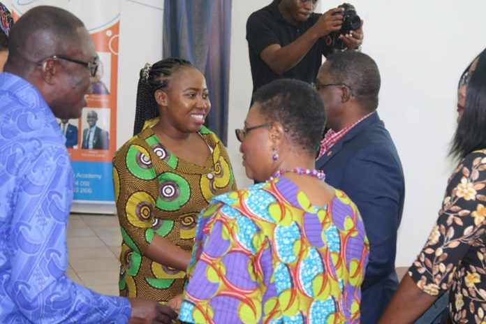 GOC President Ben Nunoo Mensah calls on Ghanaian Ladies