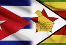 Cuba and Zimbabwe
