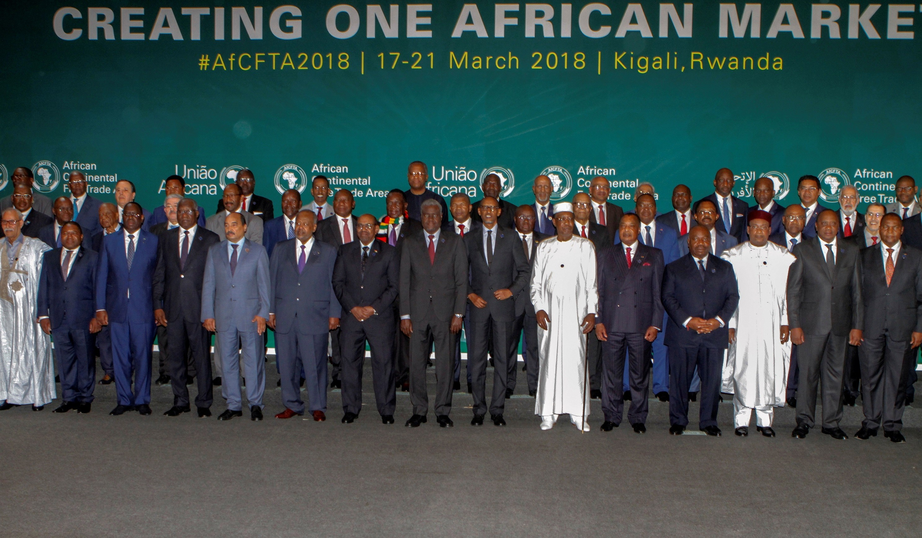 Free Trade Agreement must serve African interests