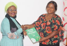 Peasant Farmers present Pastoral policy document to government