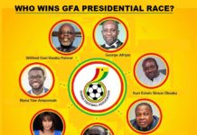 WHO IS WHO GFA