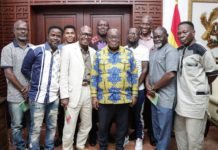 Nana Akufo-Addo endorses the 'Celebration of Our World Champions