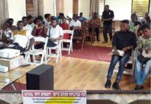 Ho youth leaders sex education