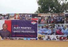 Mr Alexander L. Martey