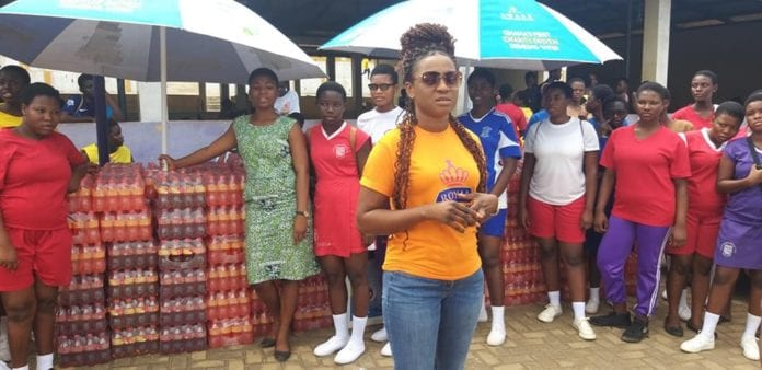 Royal Drinks Support Schools