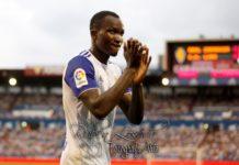 Ghana striker Raphael Dwamena