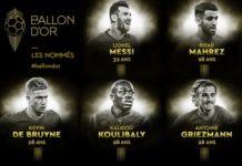 30 Man Ballon d'Or