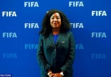 FIFA general secretary Fatma Samoura