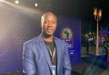 Coach Ibrahim Tanko