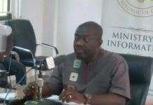 Mr Kojo Opong Nkrumah