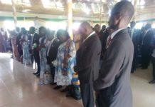 SDA ordains four pastors