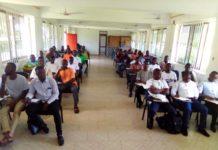 Participants at the seminar in Tumu