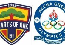 Hearts Of Oak Vrs Great Olympics
