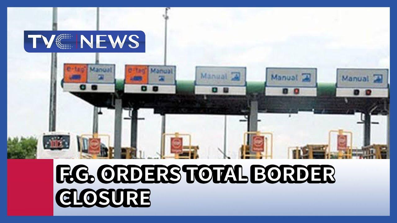Ghanaian traders feel impact of Nigeria's border closure