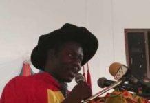 Professor Kwadwo Adinkrah-Appiah