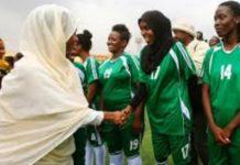 sudan female soccer