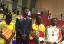 Commey Grabs Bronze At African Table Tennis