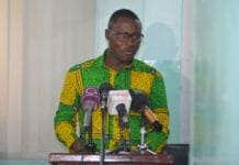 Deputy Country Director, SEND GHANA, Emmanuel Ayifah (PhD).