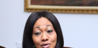 Jean Mensa, Chairperson of the Electoral Commission