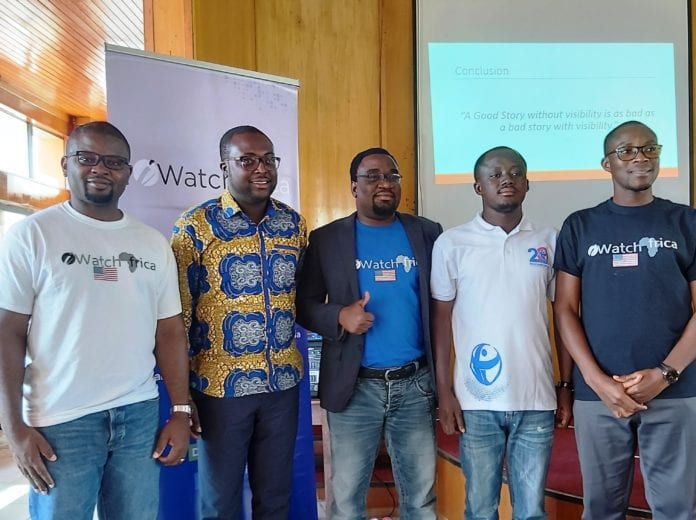 iWatch Africa unveils measures to combat online abuse and harassment of journalists in Ghana
