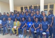 women football coaching course 2019