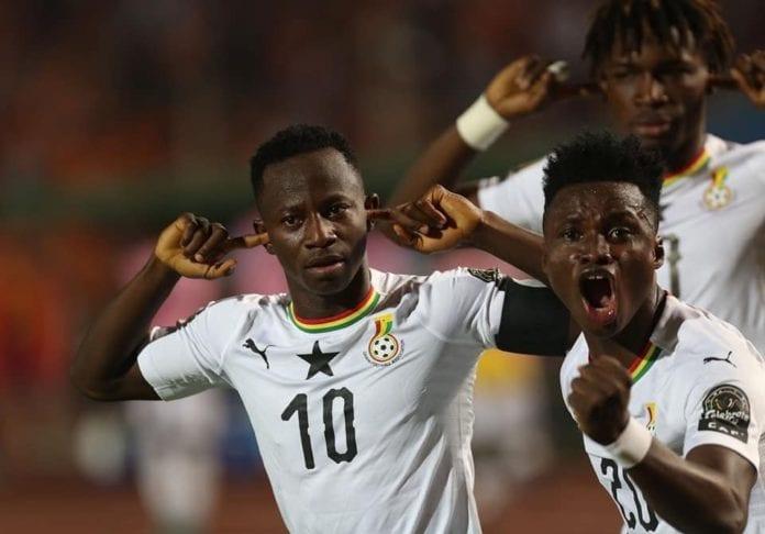 Black Meteors Captain Yaw Yeboah