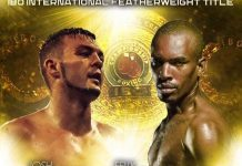 Felix Williams Loses IBO international featherweight