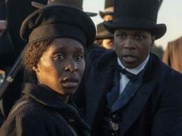 Harriet Tubman film depicting protagonist and leader of the Philadelphia Anti-Slavery Society