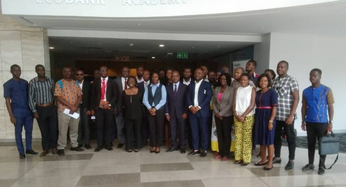 Ecobank empowers Journalists
