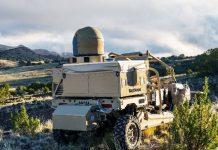 Raytheon's Buggy Anti Drone