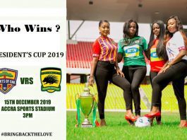 2019 President's Cup