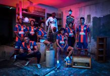 Legon Cities FC unveil jersey