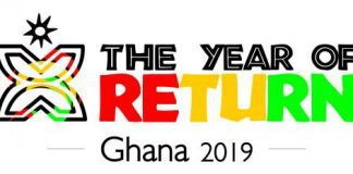 year of return 2019 logo