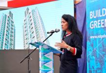 Fuseina Abu, Goldkey Properties, speaks on the advantages of EDGE.